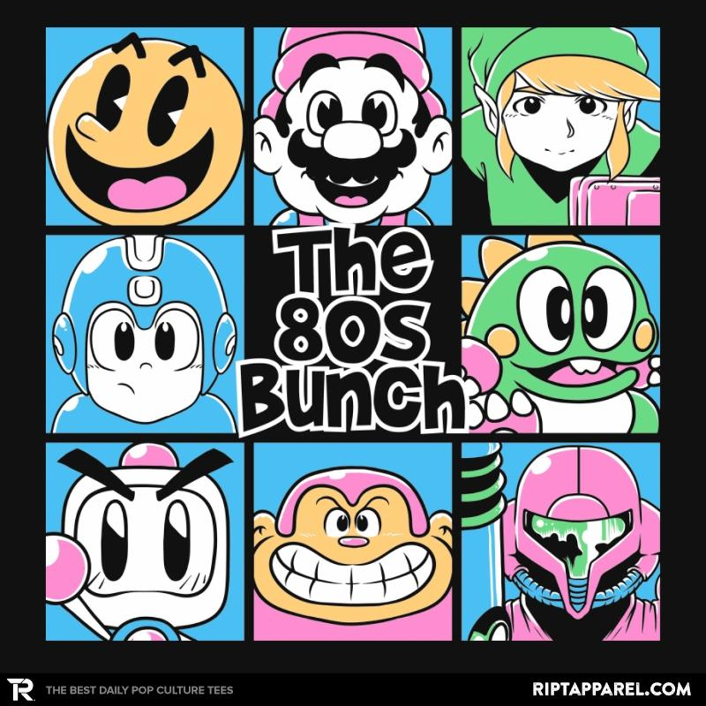 Ript: The 80s Bunch