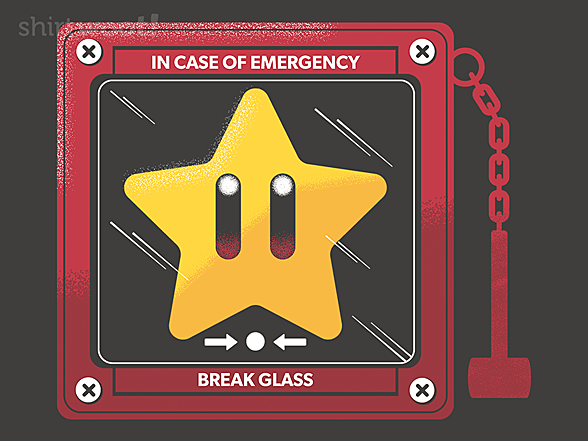 Woot!: In Case of Henchmen, Bring the Star