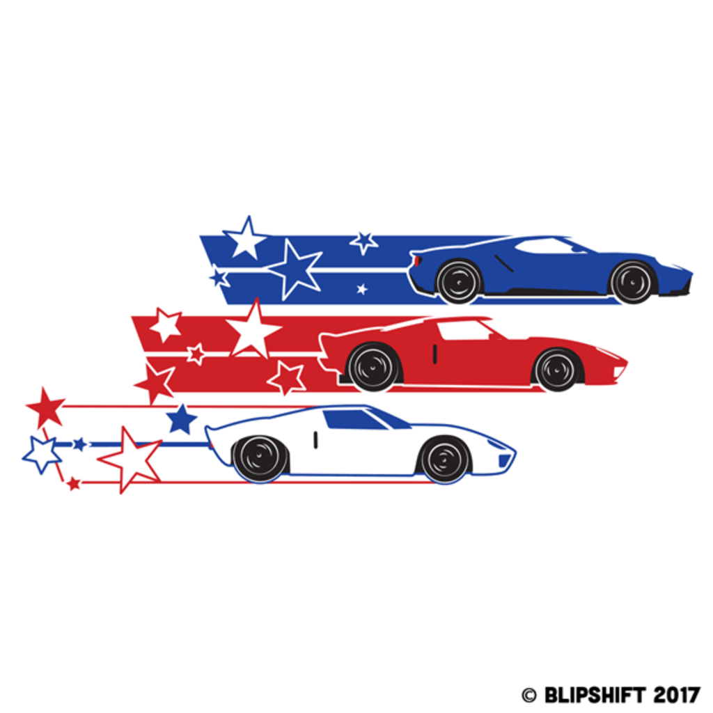 blipshift: Stars N Stripes