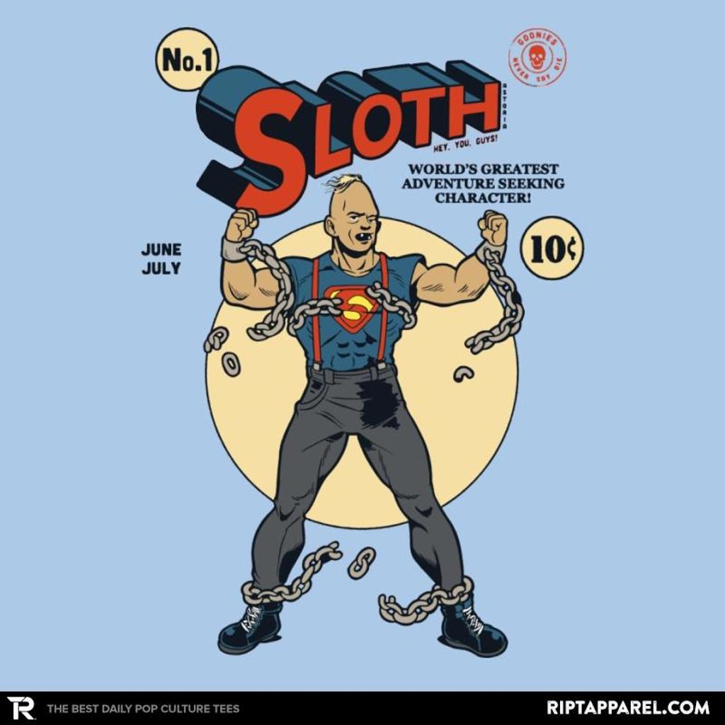 Ript: Super Sloth No. 1