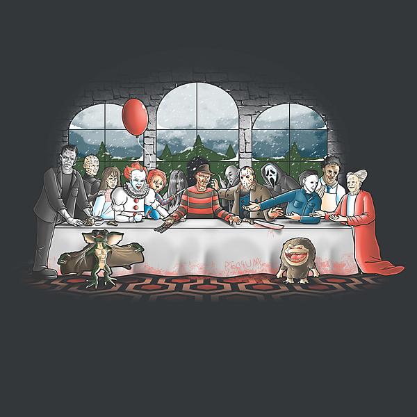 NeatoShop: Terror dinner