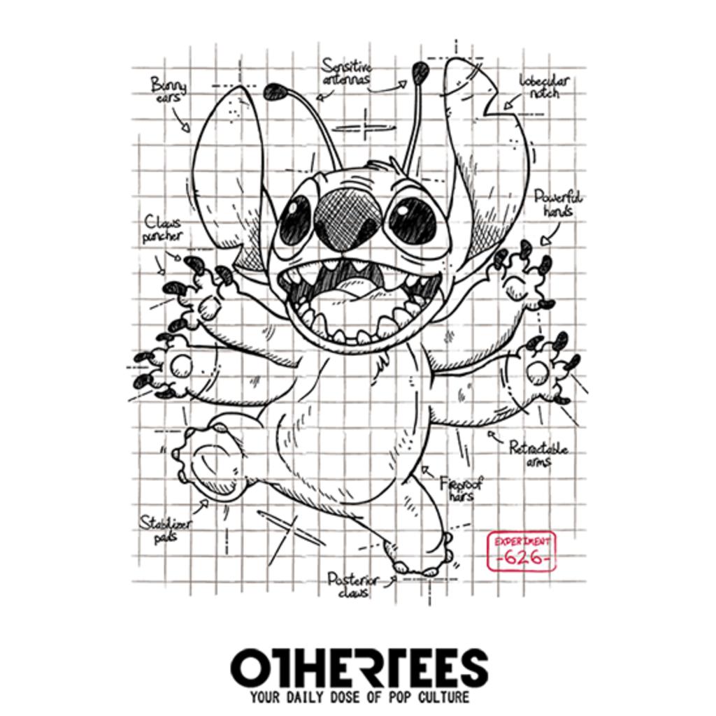 OtherTees: Experiment 626