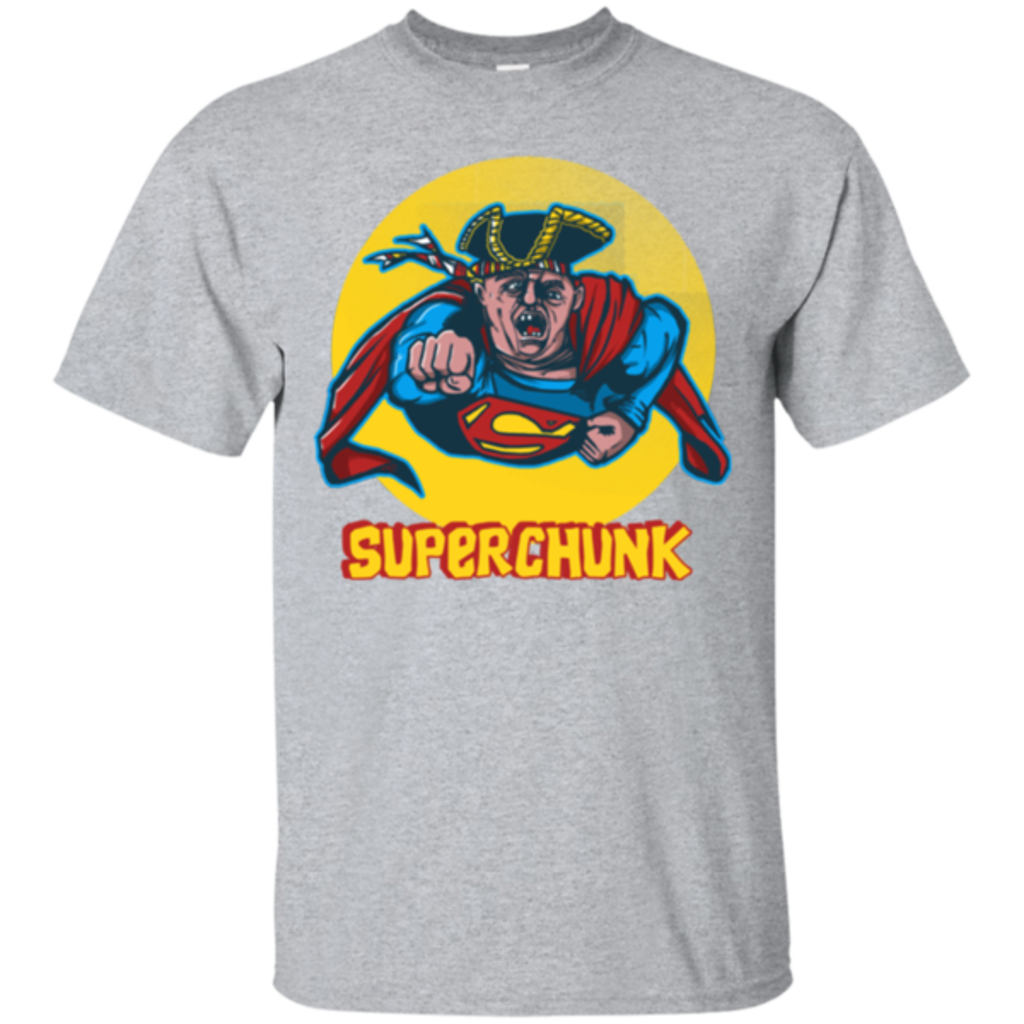 Pop-Up Tee: Super Chunk