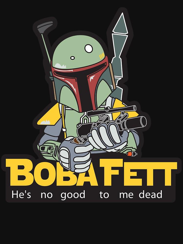 RedBubble: BobaFet