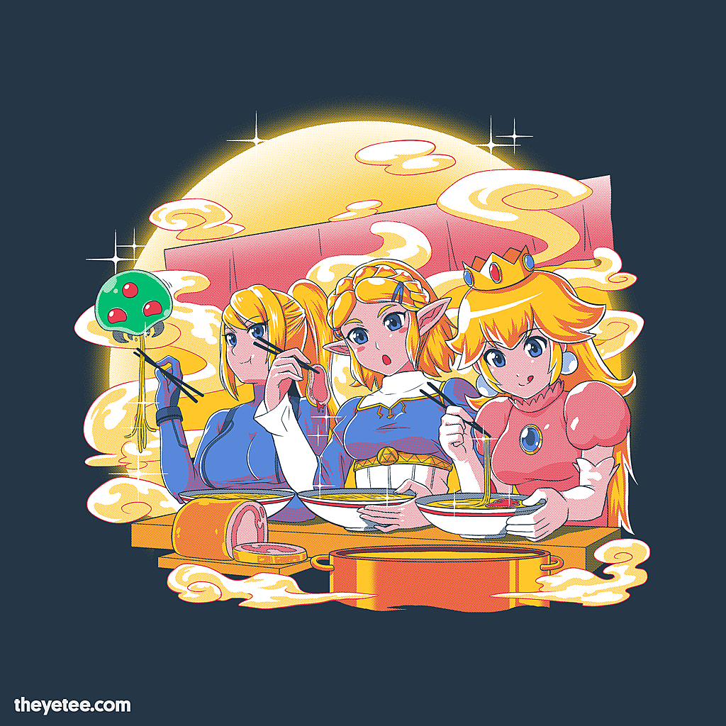 The Yetee: Ramen night