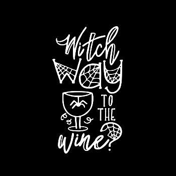 BustedTees: Witch Way To Wine