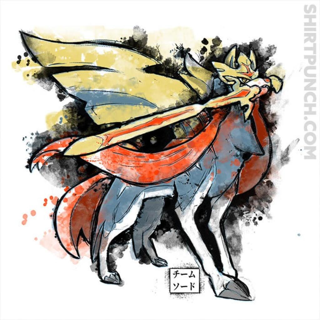 ShirtPunch: Team Sword