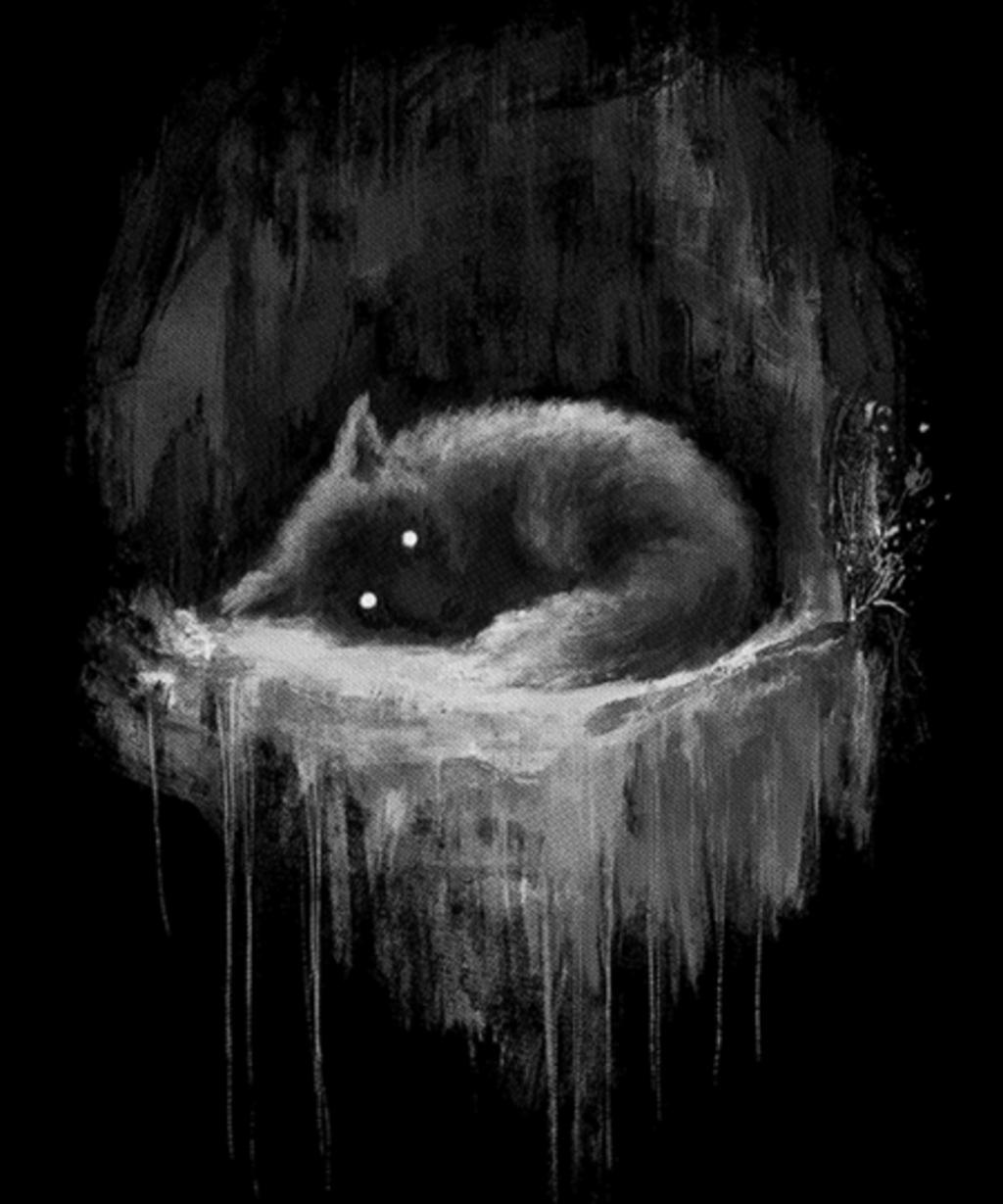 Qwertee: Little Fox