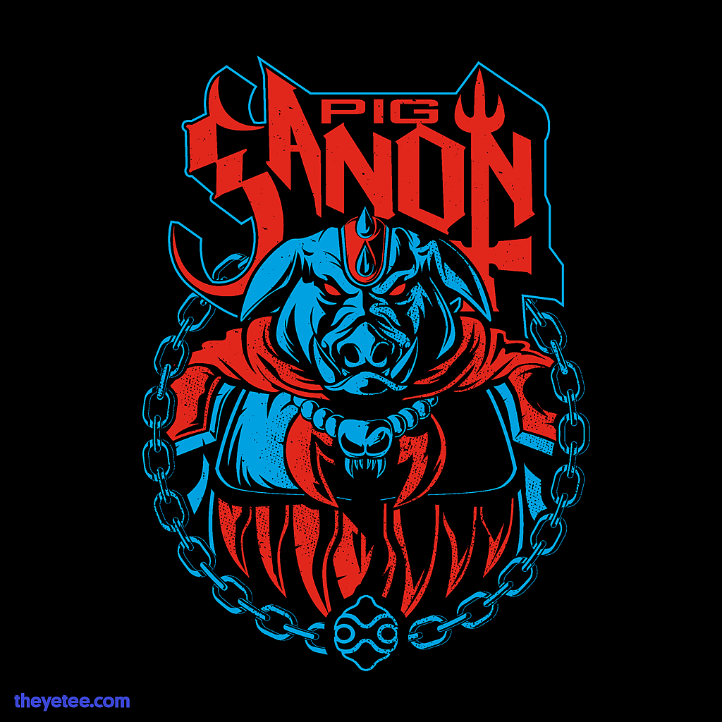 The Yetee: Monstrous King of Darkness