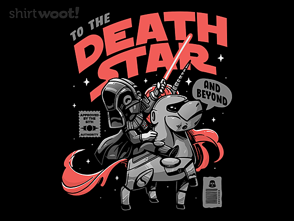 Woot!: To the Death Star