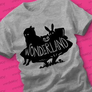 ShirtPunch: Wonderland