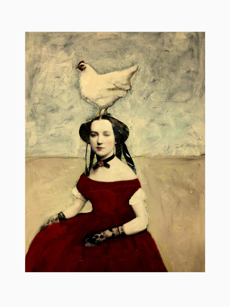 RedBubble: Queen Hen
