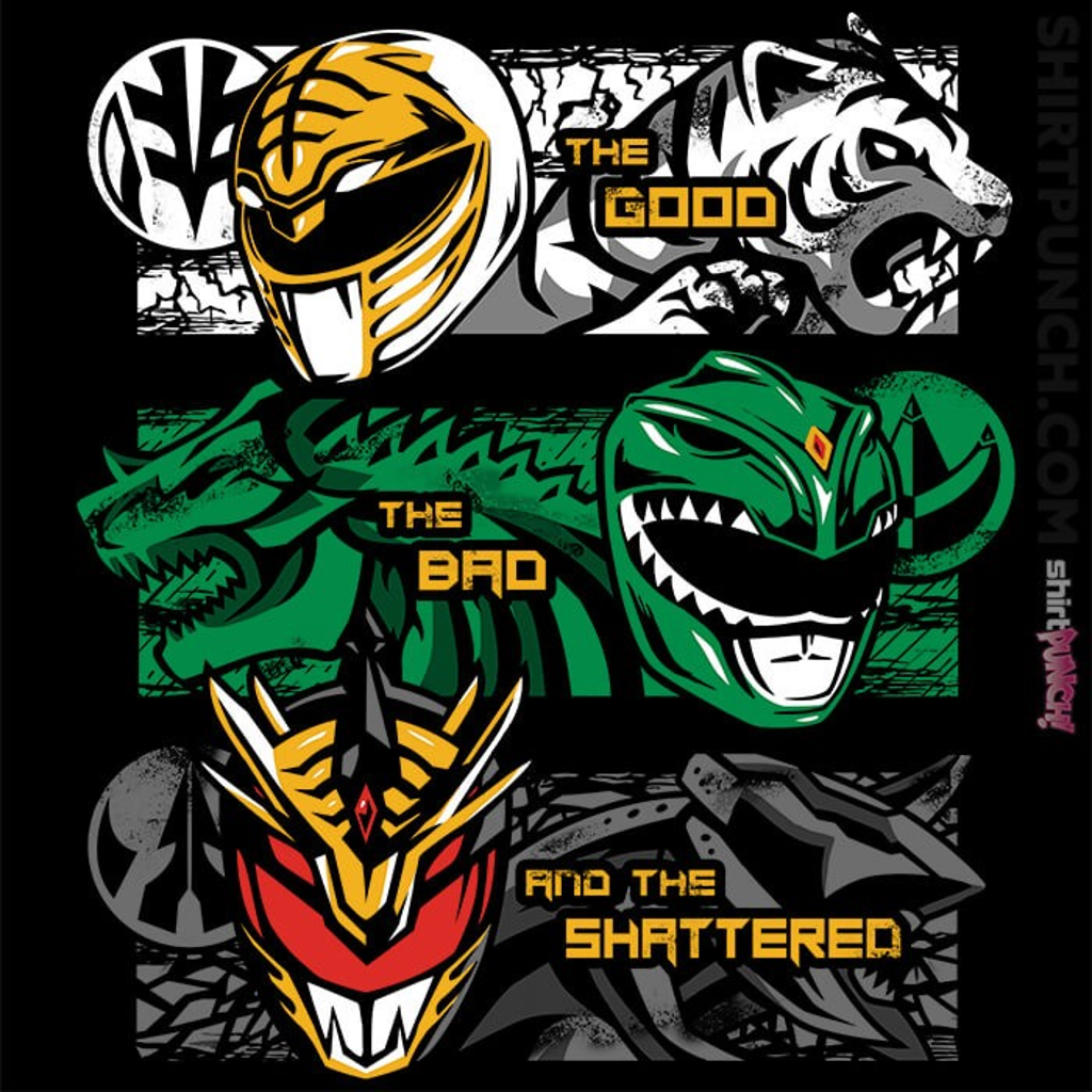 ShirtPunch: The Good, The Bad, And The Shattered