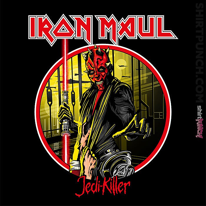 ShirtPunch: Iron Maul