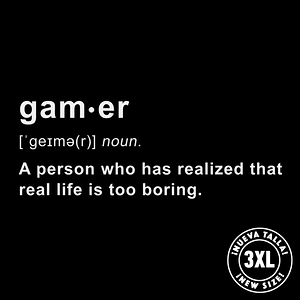 Pampling: Gamer by Definition
