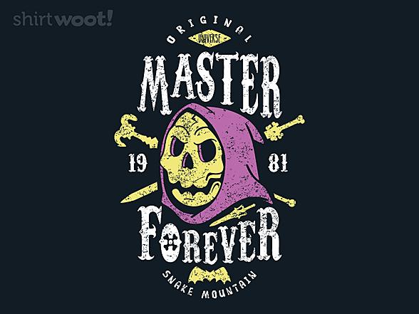 Woot!: Evil Master Forever