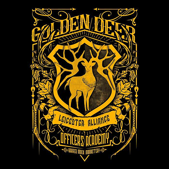 Once Upon a Tee: Golden Deer Officers