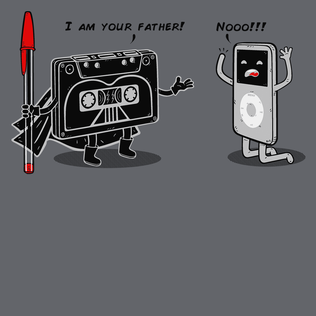 Pop-Up Tee: I Am Your Father