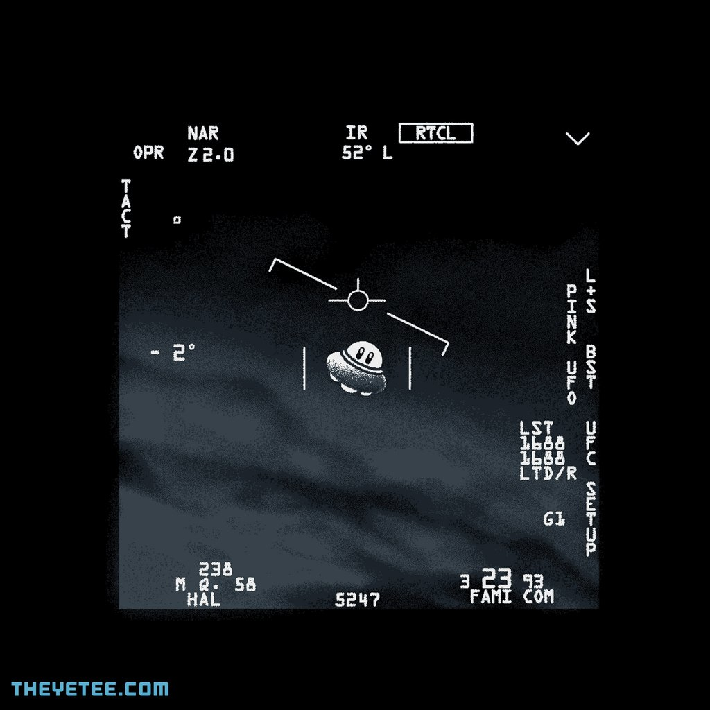 The Yetee: UFO ABILITY CONFIRMED