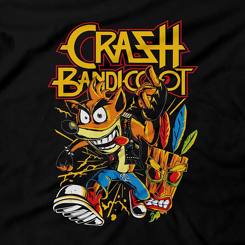 Draculabyte: Thrash Bandicoot