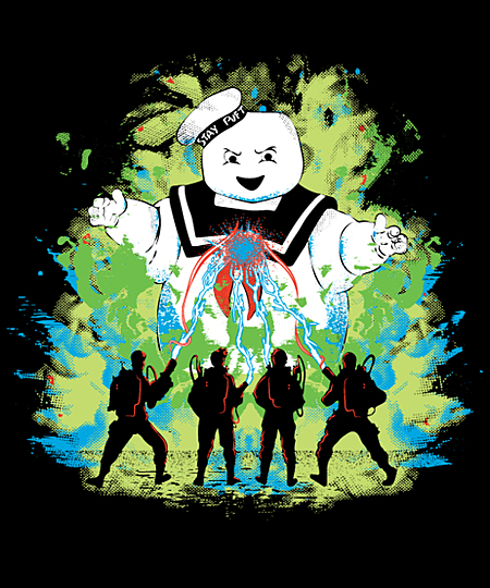 Qwertee: Busters