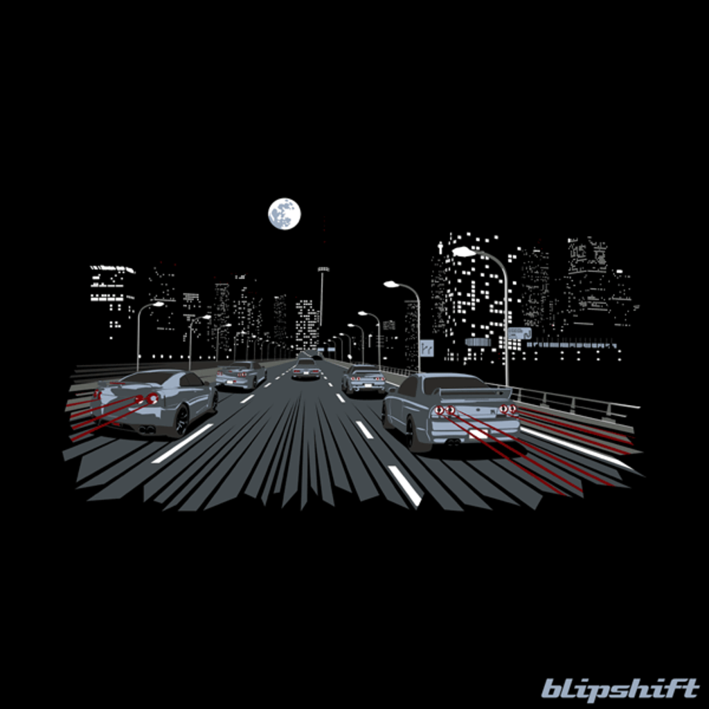blipshift: Jurassic City