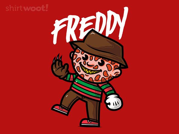 Woot!: It's Freddy