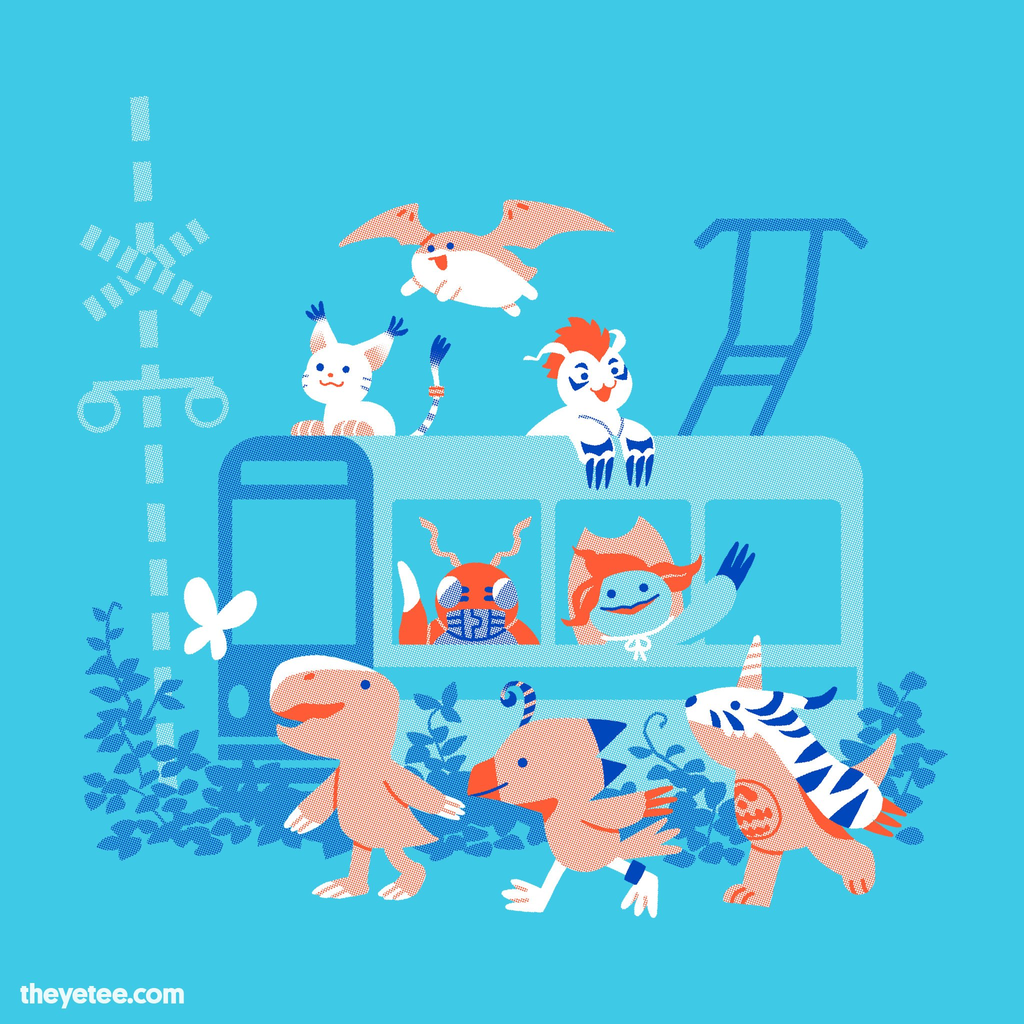 The Yetee: Summer Camp