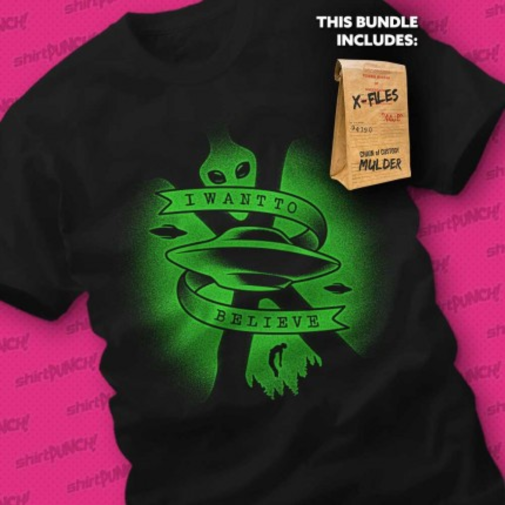 ShirtPunch: The Lunch is Out There Bundle