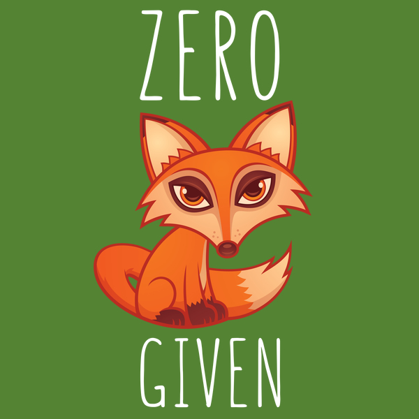 NeatoShop: Zero Fox Given