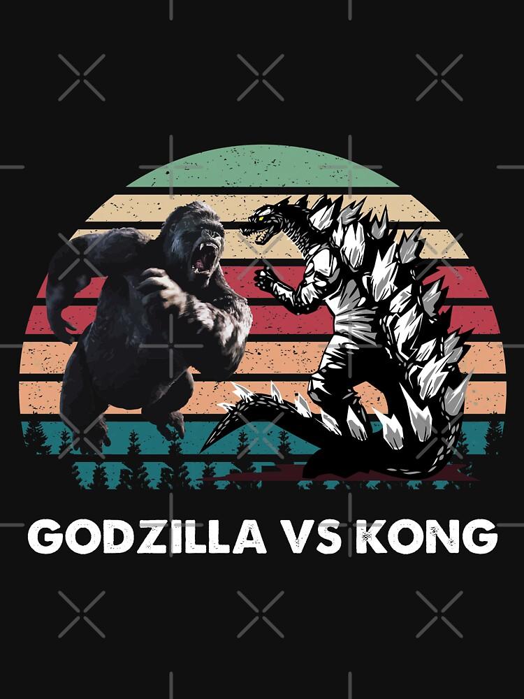 RedBubble: Godzilla Vs Kong 2021 Amc Tee AND Shirt