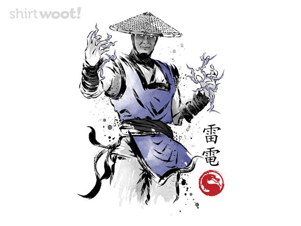 Woot!: Thunder Warrior