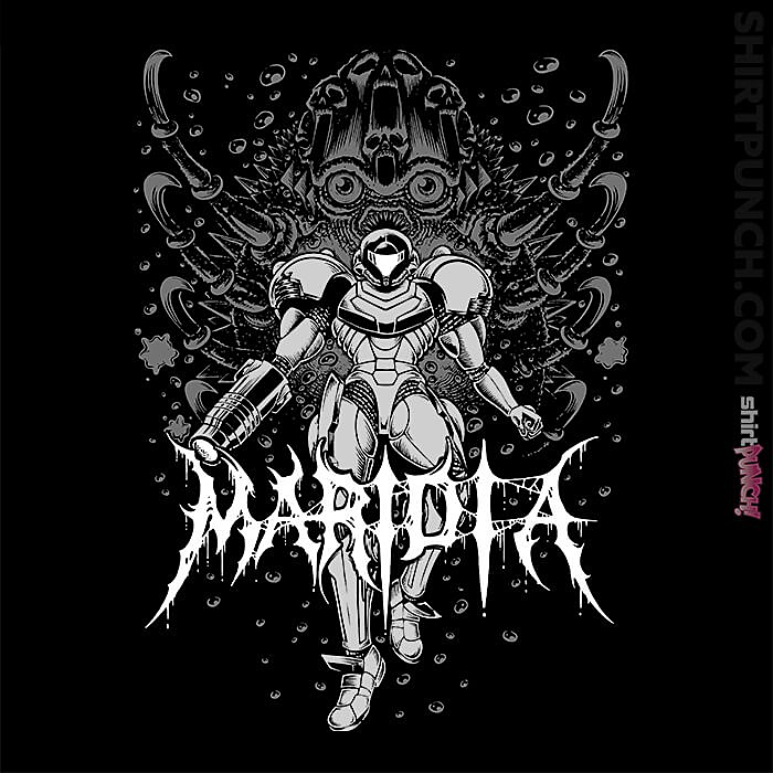 ShirtPunch: Maridia