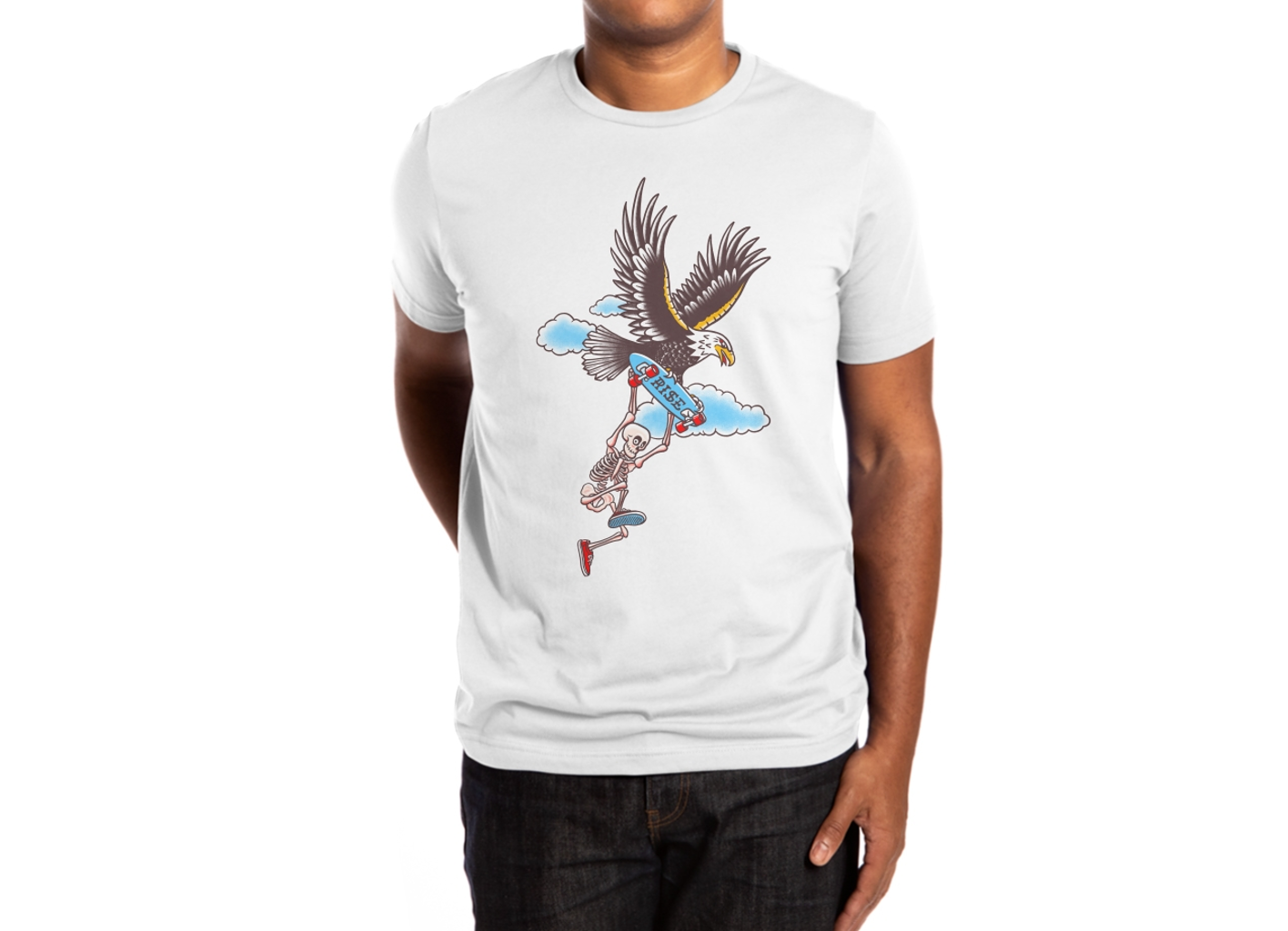 Threadless: Icarus Air Grab