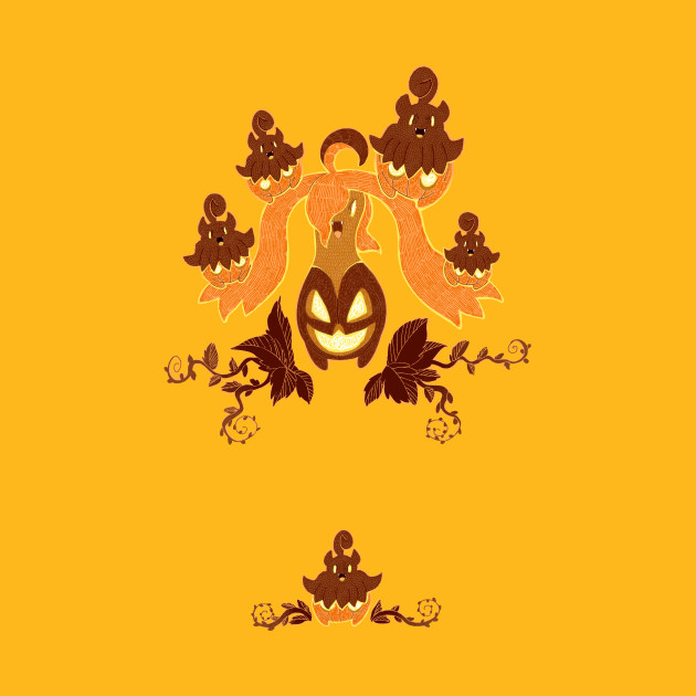 TeePublic: Spooky Friends T-Shirt