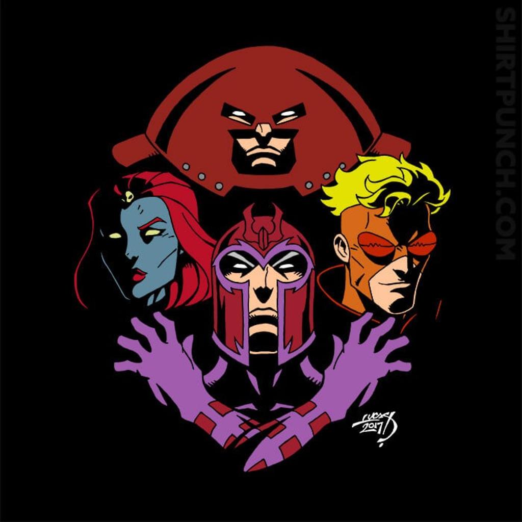 ShirtPunch: Brotherhood Rhapsody