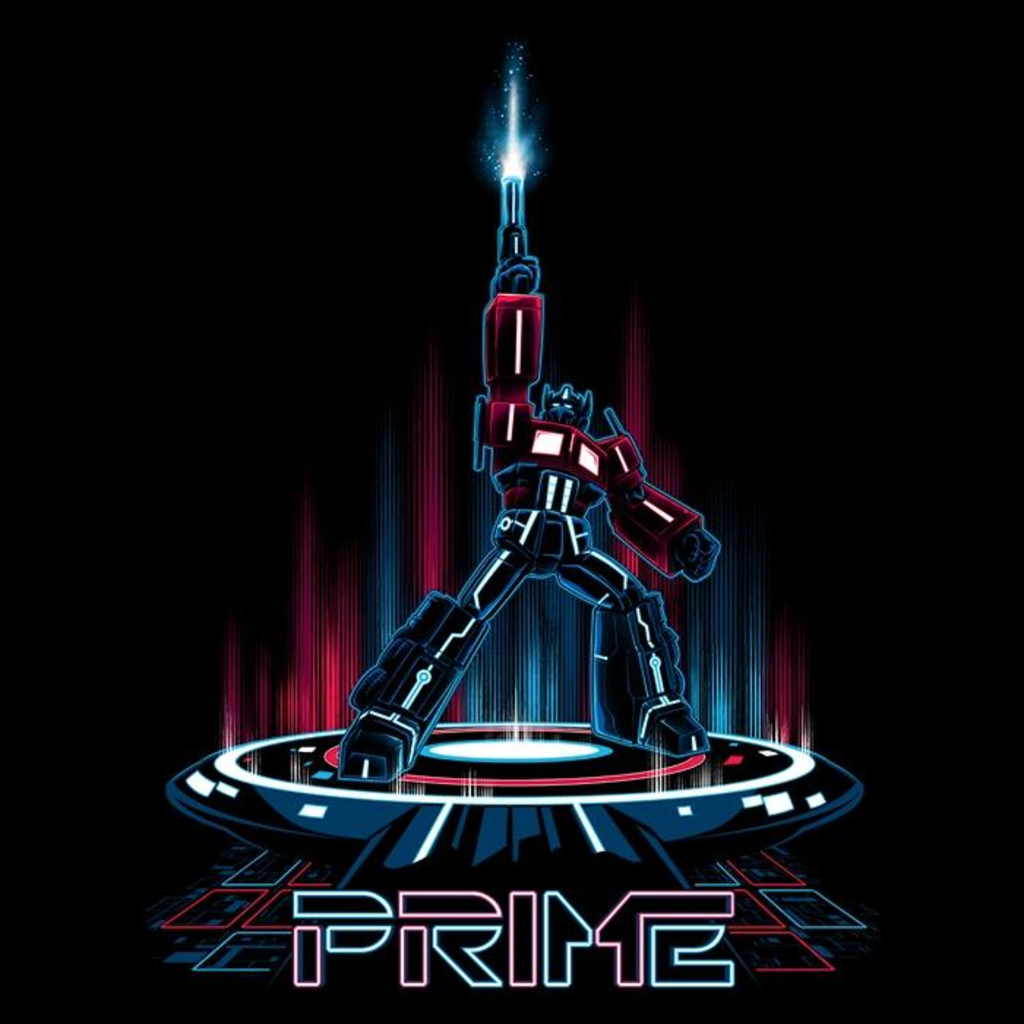 Once Upon a Tee: Tron Prime