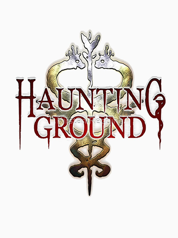 RedBubble: Haunting Ground