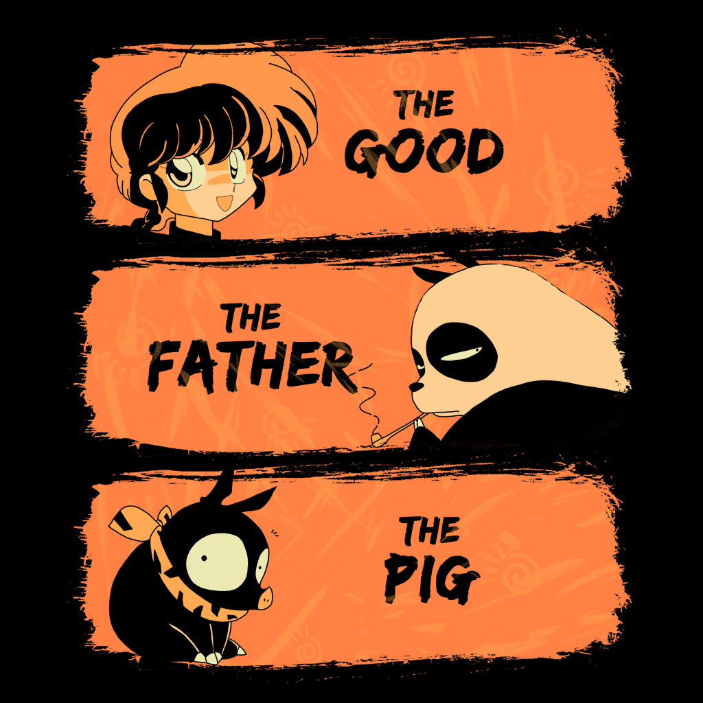 TeeTee: The Good, the Father and the Pig
