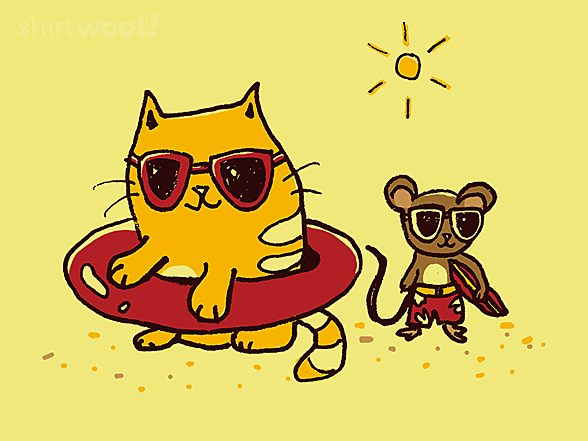 Woot!: Beach Buddies