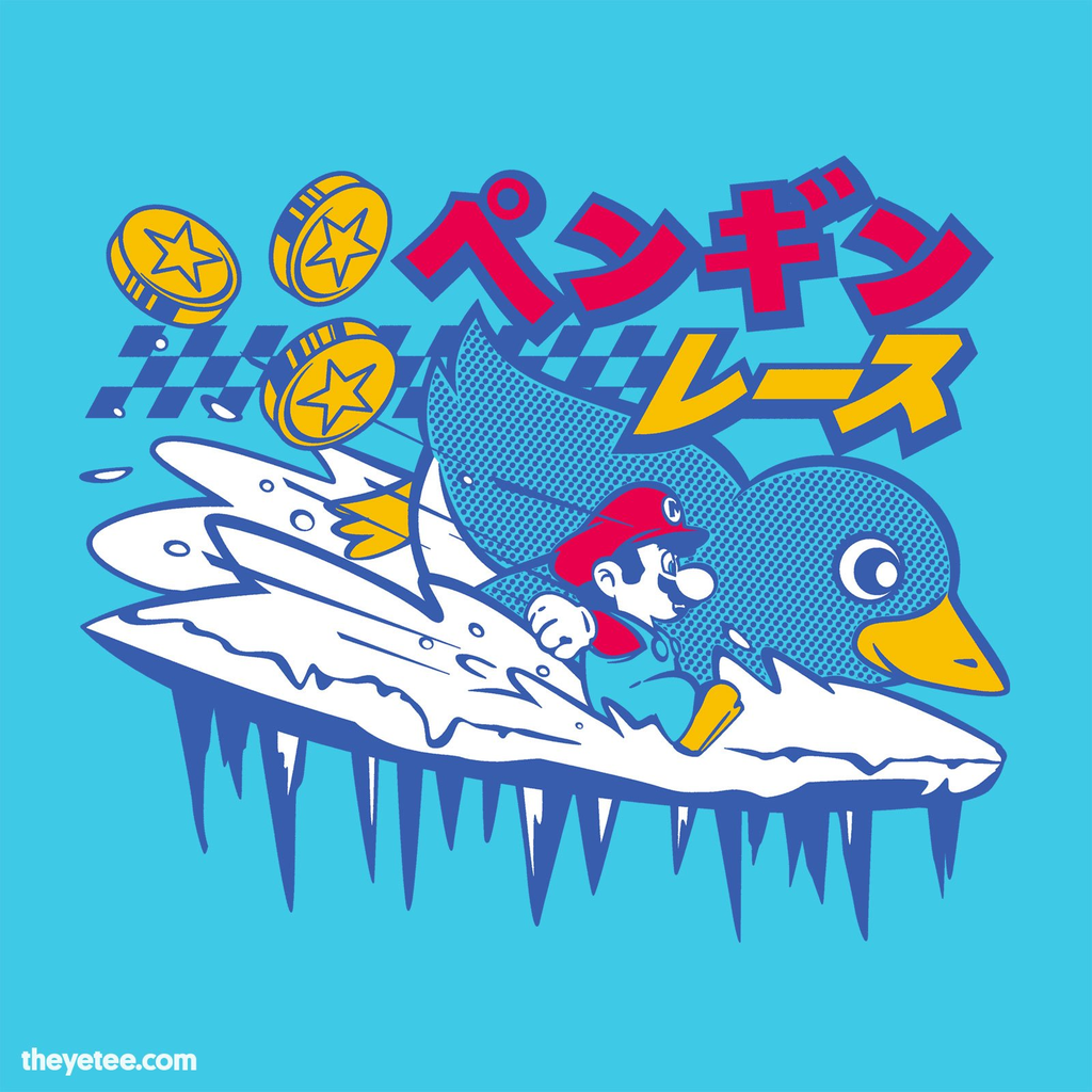 The Yetee: Race time !