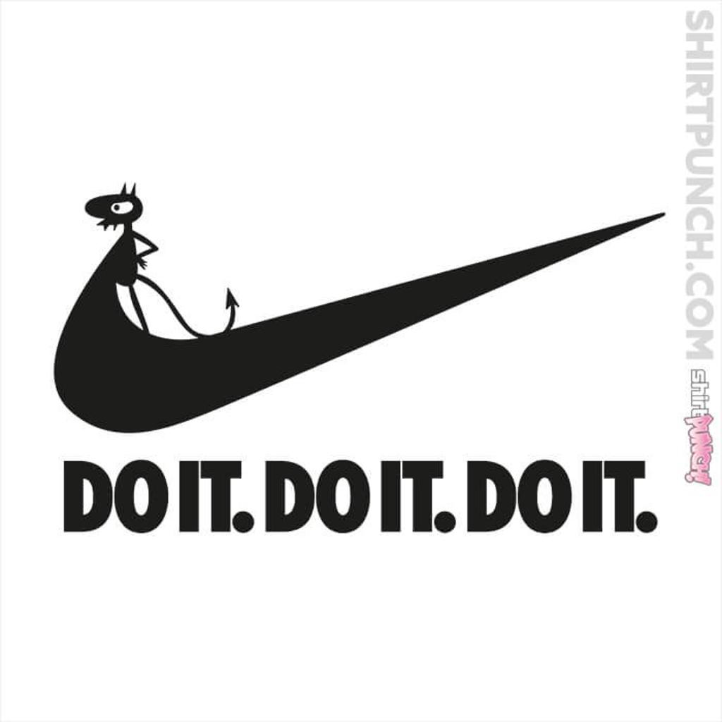 ShirtPunch: Do It. Do It. Do It.