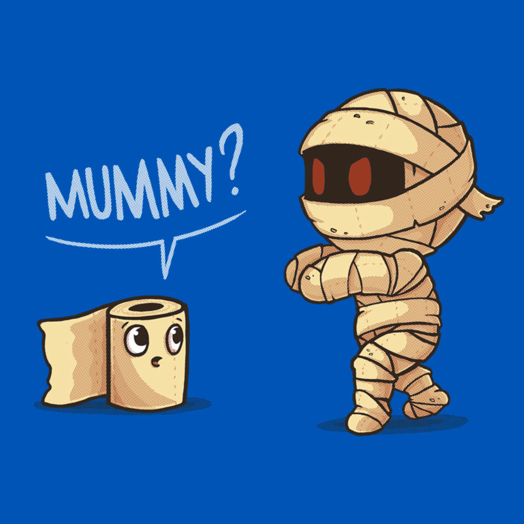 Pampling: Mummy are you?