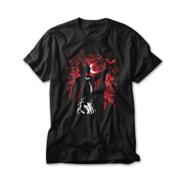 OtherTees: Count Dracula