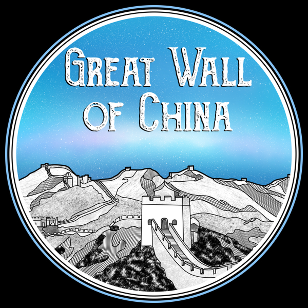 NeatoShop: The great wall of China