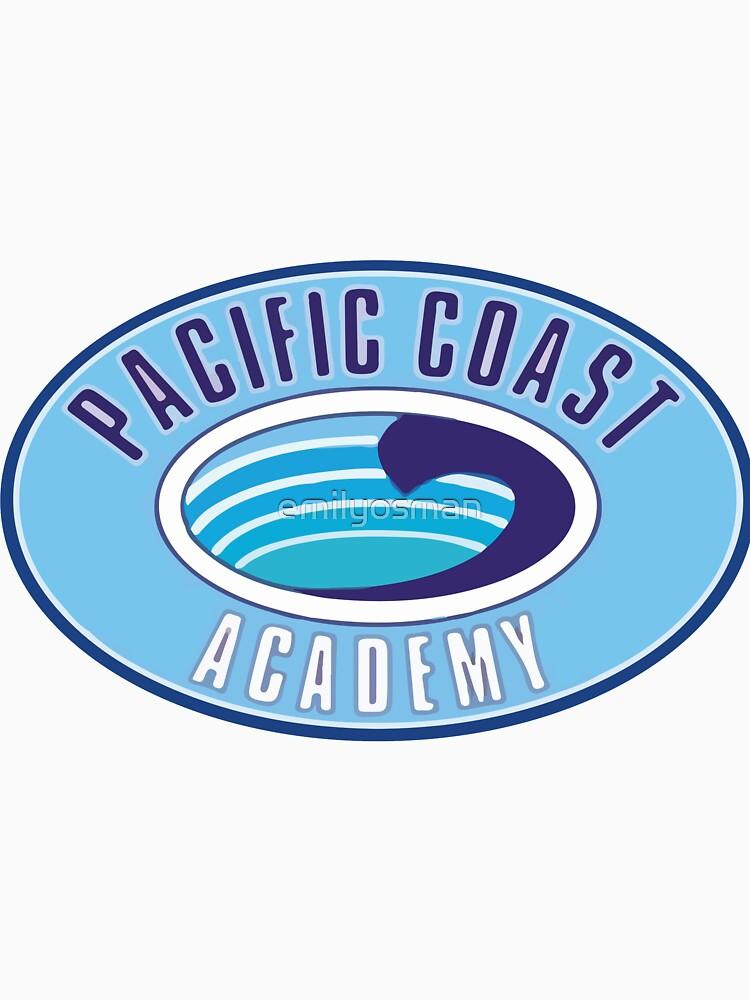 RedBubble: PCA Pacific Coast Academy Zoey 101