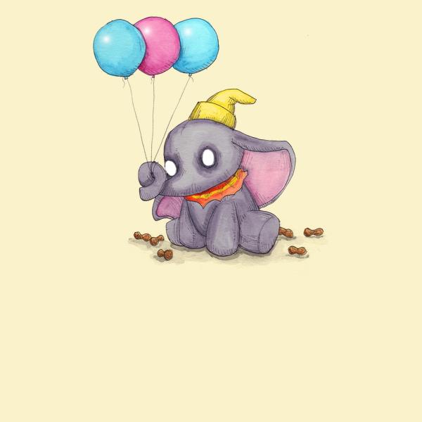 NeatoShop: Baby Elephant