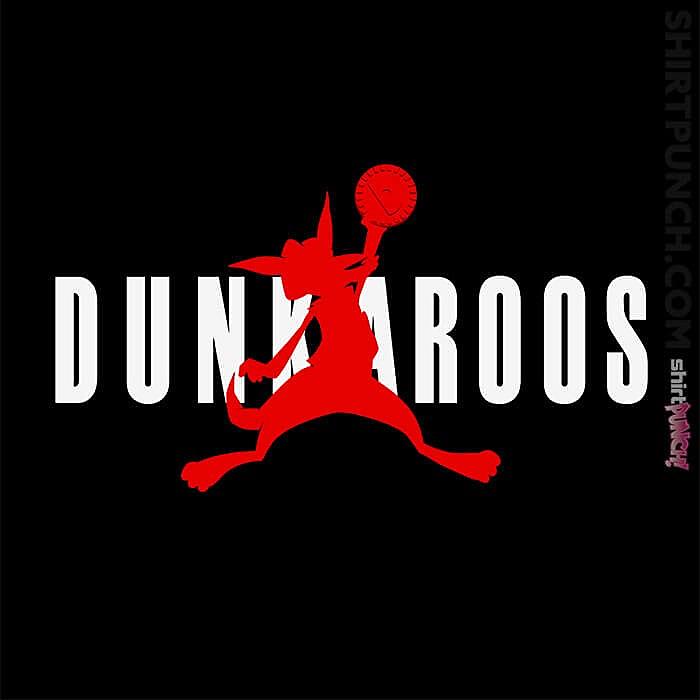 ShirtPunch: Dunkaroos