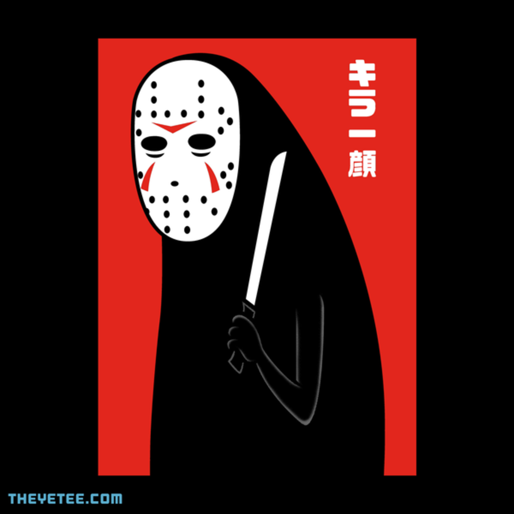 The Yetee: Killer Face