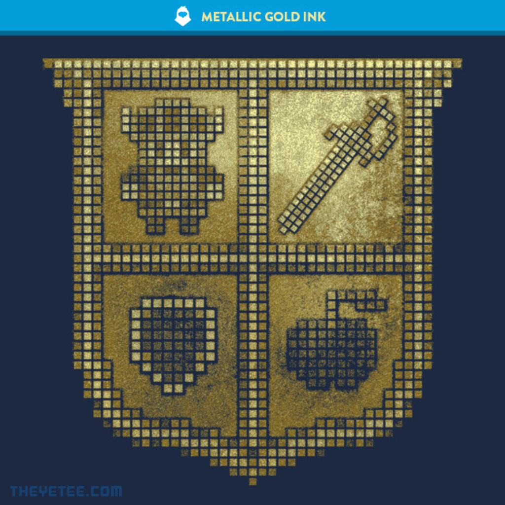 The Yetee: 3D DOT CREST